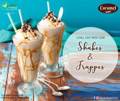 Client : Caramel, Radha Regent Hotel