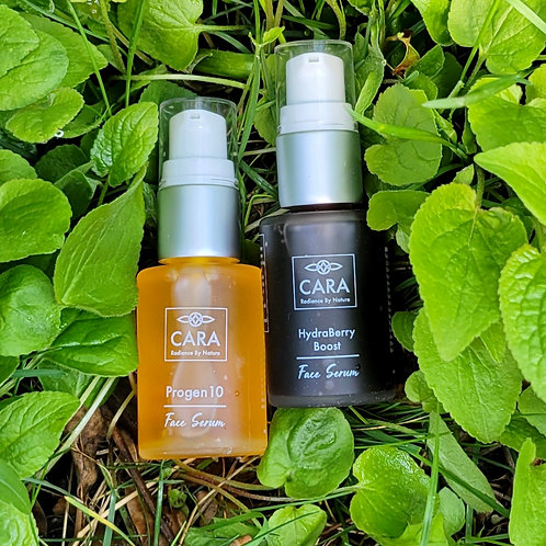 Face Serum Combo By Cara Radiance By Nature