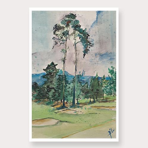 Nuwara Eliya Golf Course