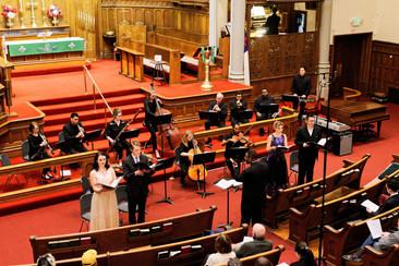 Eastman Bach Cantata Series