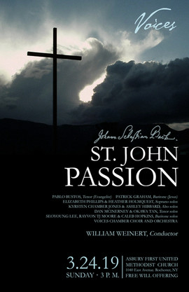 Voices: St. John Passion
