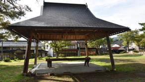 隠岐古典相撲はタイスコアでお祝い