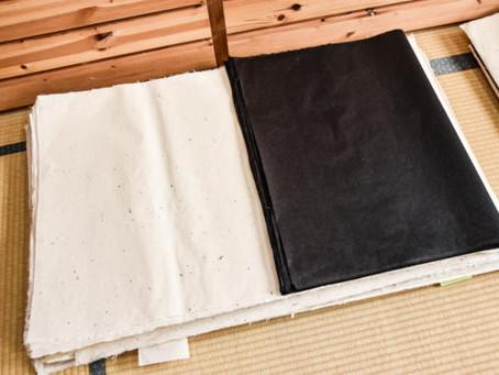 神楽を支える石州和紙 石見神楽が守る伝統の技 3