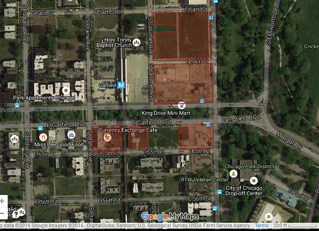 Awaiting Action on the University of Chicagos Washington Park Land