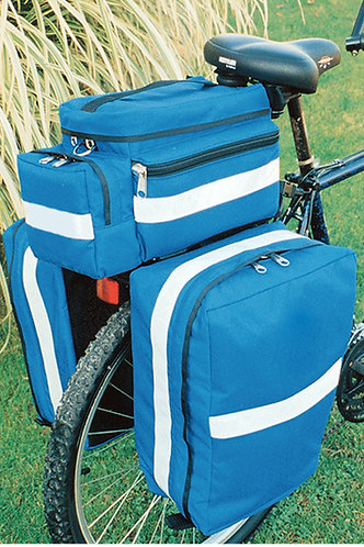 R&B Fab Bicycle Pannier Bags