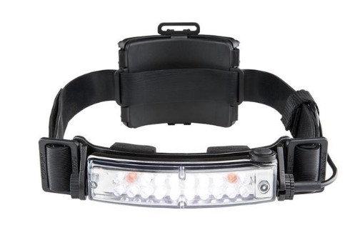 FOXFURY 420-T15 COMMAND+ TILT WHITE & AMBER LED HEADLAMP / HELMET LIGHT