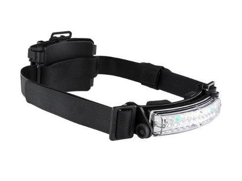 FOXFURY 420-T06 COMMAND+ TILT WHITE & GREEN LED HEADLAMP / HELMET LIGHT