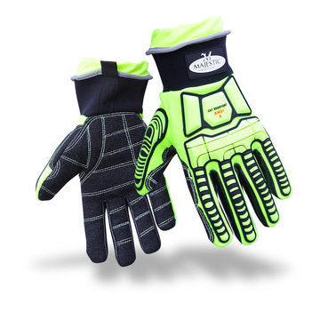 Majestic Fire Apparel MFA 16 Oil & Gas / Extrication Gloves