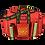 Thumbnail: Lightning X LXFB20 Rigid Padded Gear Bag