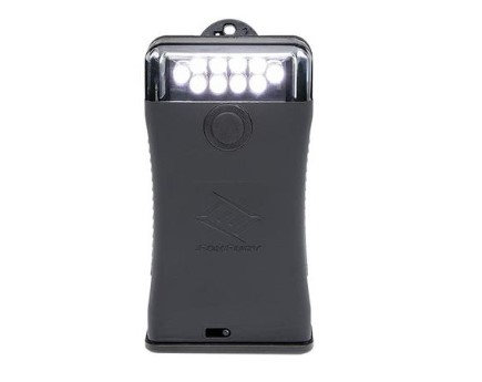 FOXFURY 301-010 SCOUT CLIP LIGHT WITH WHITE LEDS