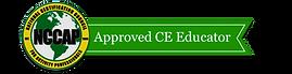 Approved CE Educator Emblem NCCAP.png