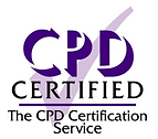 Logo stating the website is CPD Certified