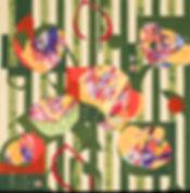 Wallflowers      Watercolor 30_x30_-1