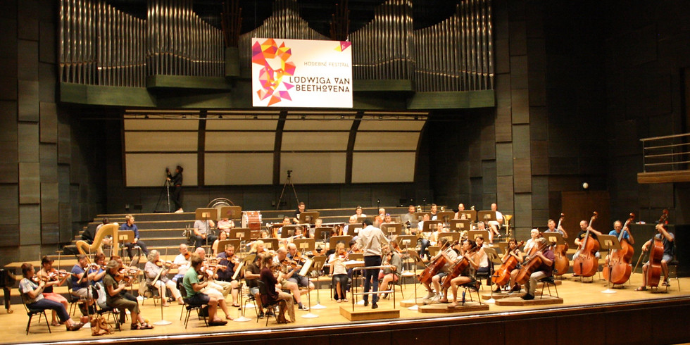 North Teplice Czech Philharmonic