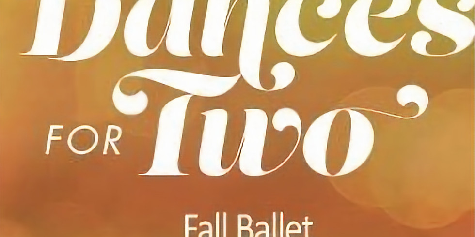 """Indiana Ballet Theater - Alvin conducts Ballet """"Dances for two"""""""