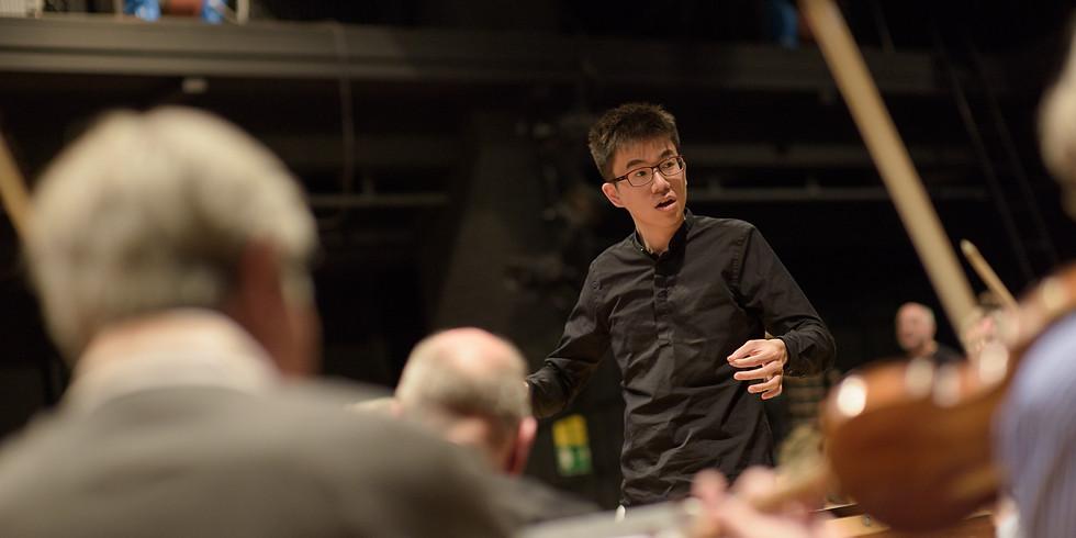 Alvin conducts Mozart Linz Symphony