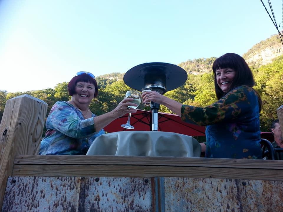 Medina's women toasting.jpg