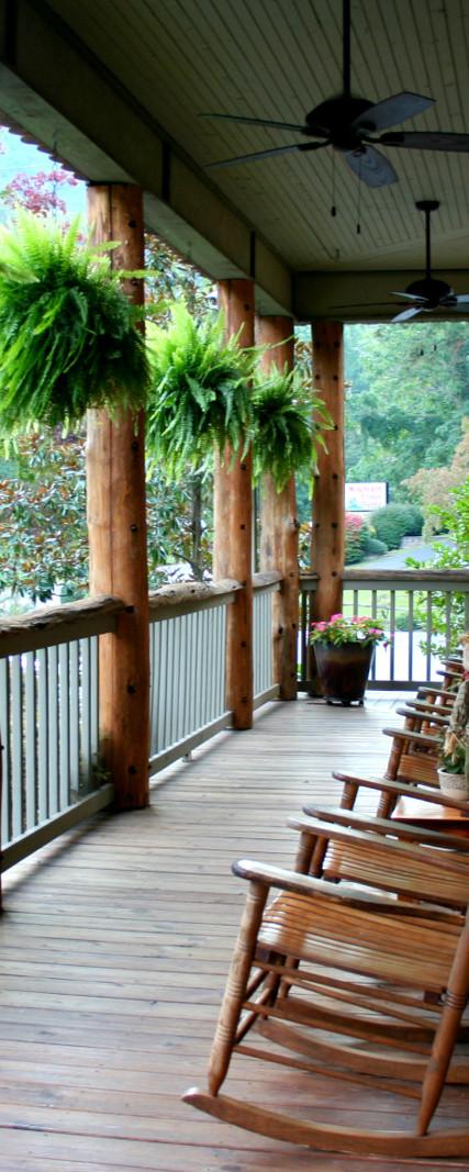 Esmeralda Front Porch