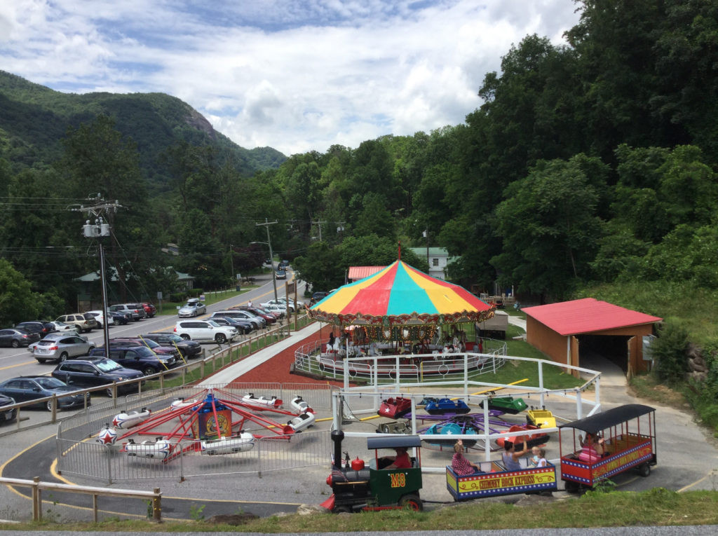Chimney Rock Country Fair Ride
