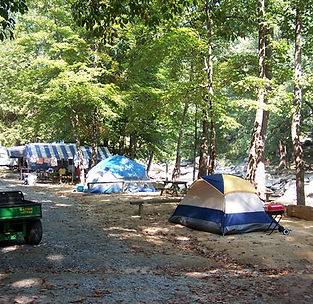 HNG Campgound tents by river.jpg