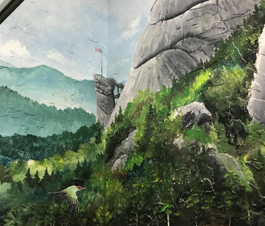 CRSP Bathroom Mural 2