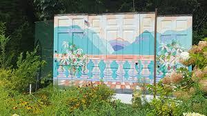 Lake Lure Flowering Bridge Mural