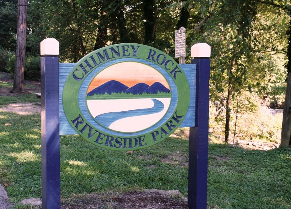 Chimney Rock Riverside Park