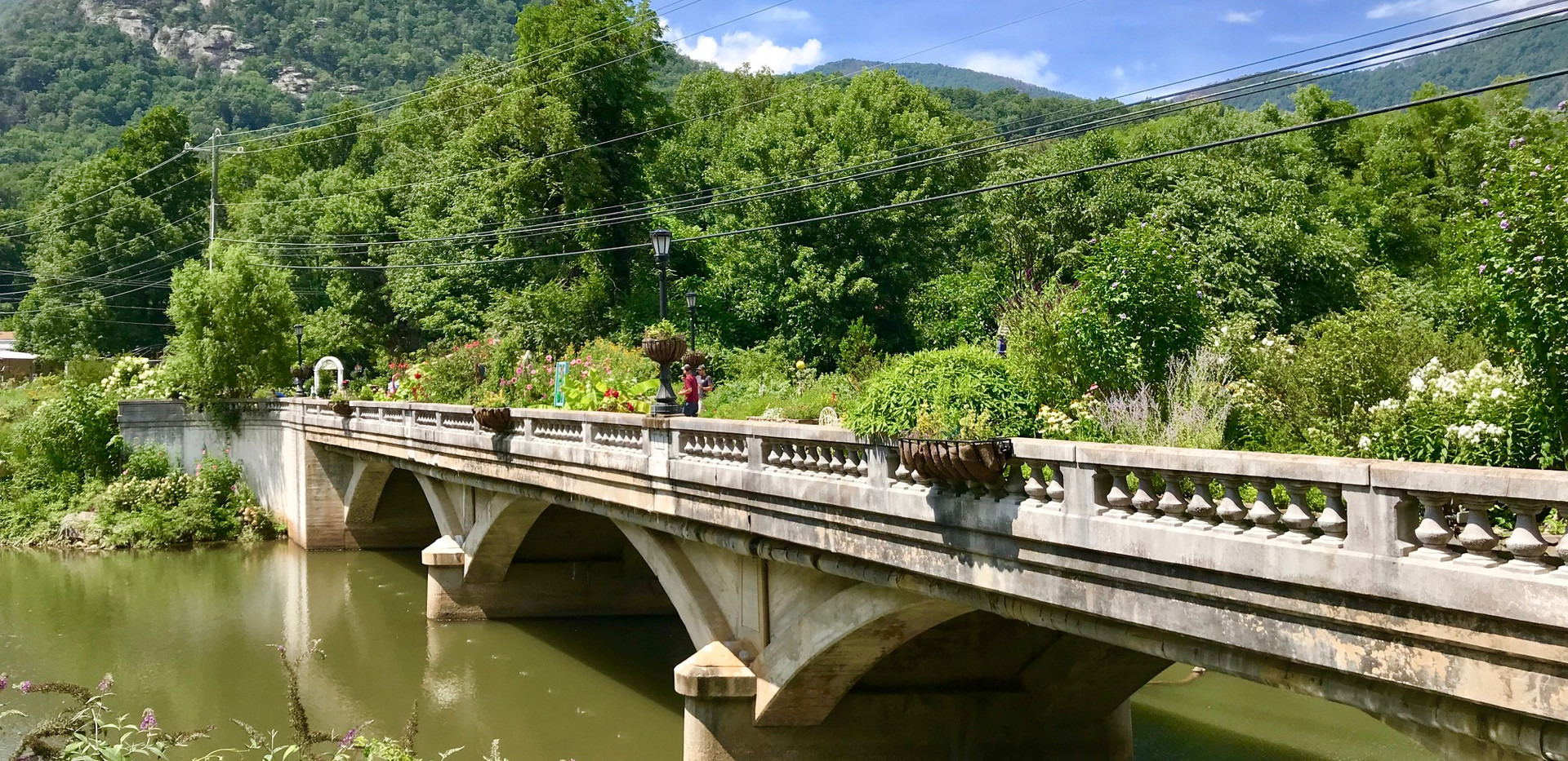 Lake Lure Flowering Bridge2CRV
