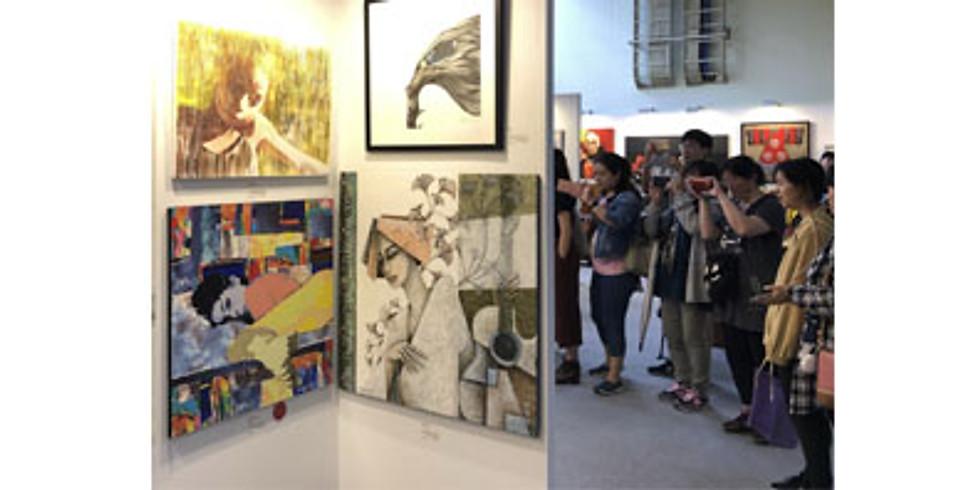 Exposition foire art contemporain ART REVOLUTION TAPEI