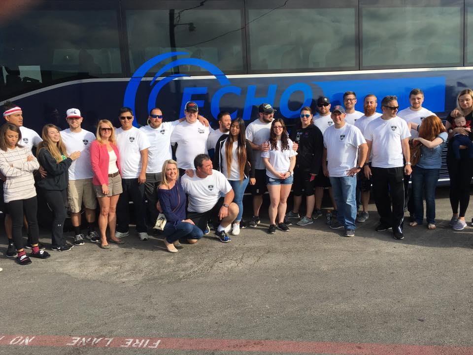 Bus trip to Abilene