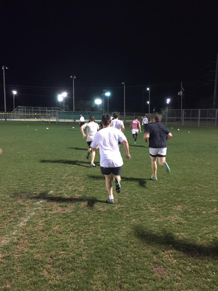 Training runs