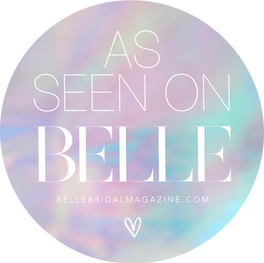Featured on BelleBridal