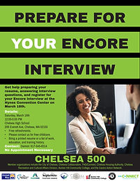 Prepare for Your Encore Interview