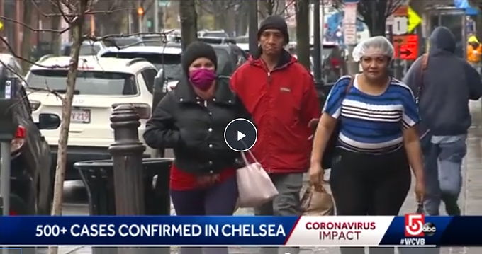 Chelsea residents to receive more resources amid rapid coronavirus outbreak