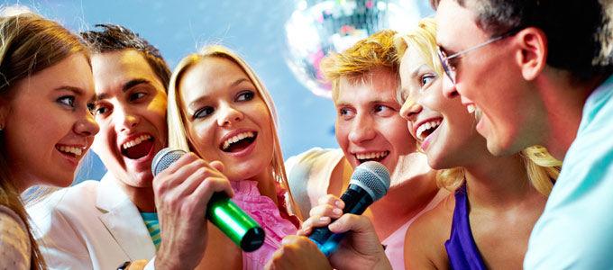 Karaoke in Austin