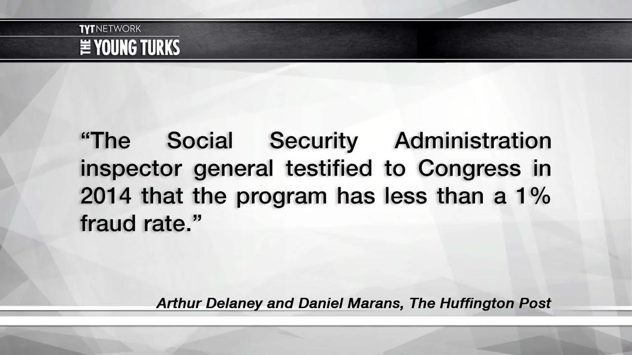 Trump Swore He Wouldn't Cut Social Secur