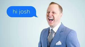 Comedian Hi Josh is Hi-larious