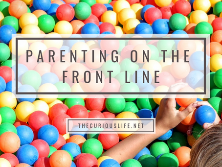 Parenting on the front line