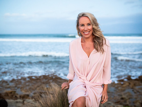 Courage and Gratitude with Claire Summers