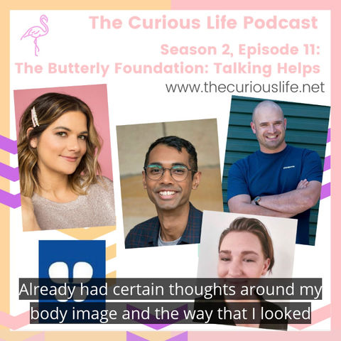 The Butterfly Foundation: Talking Helps