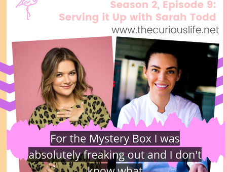Serving it Up with Sarah Todd