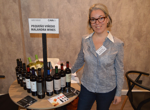 MALANDRA WINES / PEQUEÑO VIÑEDO