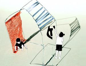 Urbanins a la III Trobada Internacional d'Educació en Arquitectura per la infància i la joventut