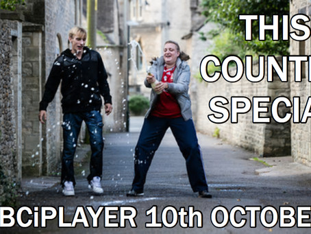 THIS COUNTRY SPECIAL ON IPLAYER 10th OCTOBER