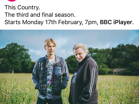 Series 3 Broadcast date announced!