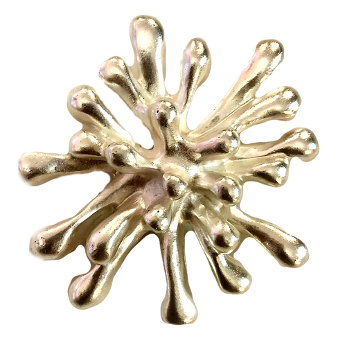 Christian Lacroix Sea Anemone Brooch