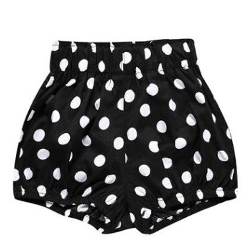 Short Shorts - Polka