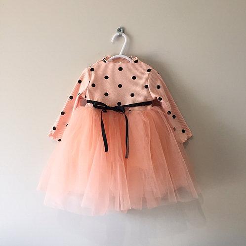 Tulle Polka Dress