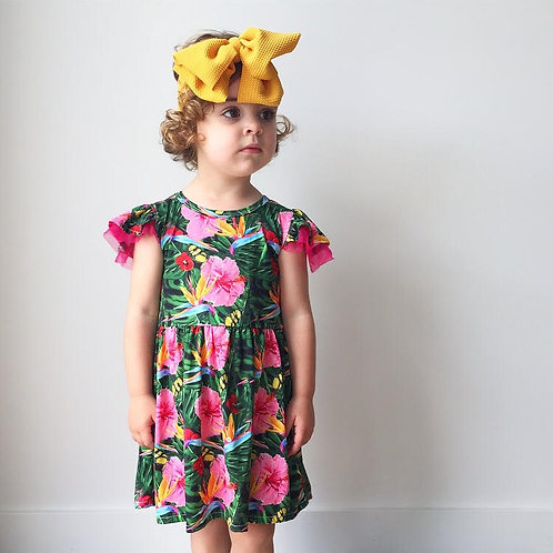 Tropical Paradise Dress