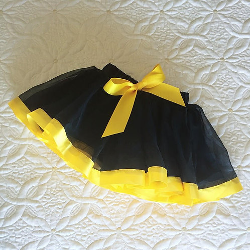 Black and Yellow Tutu